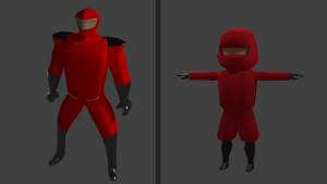 Ninja Concepts - Old vs. New